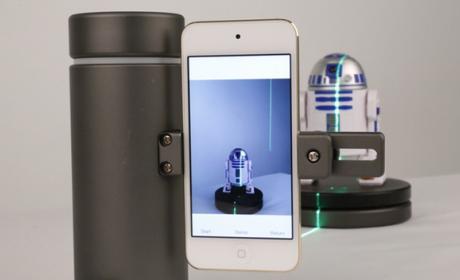 Eora, un escáner 3D para capturar objetos con el móvil