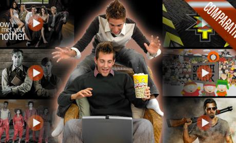 Comparativa de los videoclubs online: más allá de Netflix