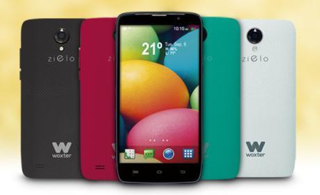 El Woxter Zielo Z-500 4G acelera tu conexión móvil a un precio asequible