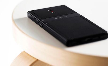 PuzzlePhone, un smartphone modular a la venta en noviembre