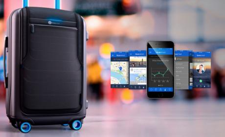 BlueSmart llega maleta inteligente iOS Android
