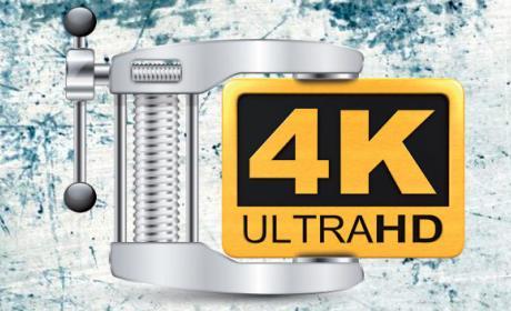 Mejora la compresión de tus vídeos 4K