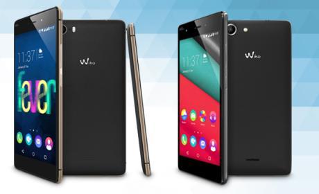 Fever y Pulp, dos nuevos smartphones de Wiko