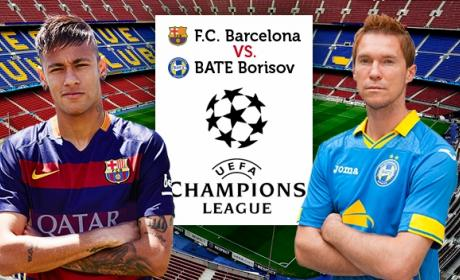 Dónde ver online y en directo el Barcelona vs BATE Borisov de Champions por Internet