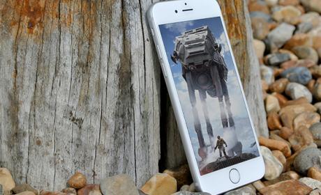 Los mejores fondos de pantalla o wallpapers de Star Wars para iPhone gratis para descargar