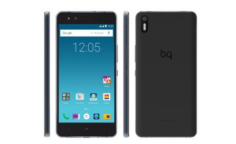 bq Aquaris X5, el primer smartphone con Cyanogen en Europa