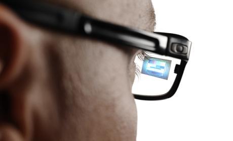 Pantallas de nueva generación para las gafas inteligentes