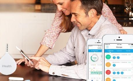 iHealth y tu smartphone pueden ayudarte a registrar los valores de glucosa