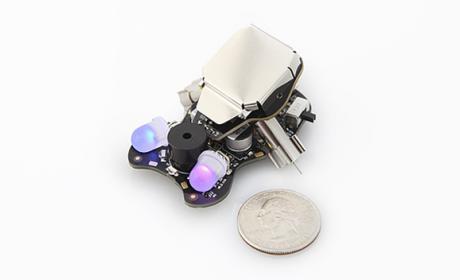 Wink, un robot low cost para aprender a programar fácilmente