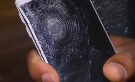 Samsung Galaxy S6 Edge detiene disparo en el ataque a París