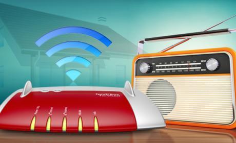 La radio FM podría solucionar tus problemas con el WiFi