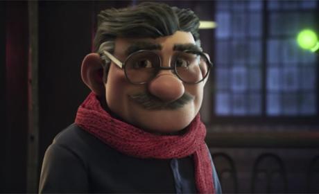 El anuncio de Lotería de Navidad 2015 es un corto de animación