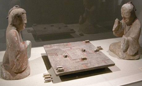 Liubo, un misterioso juego de mesa Chino de más de 2.300 años de antigüedad