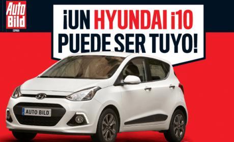 Consigue un Hyundai i10 1.0 MPi Klass ¡gratis!