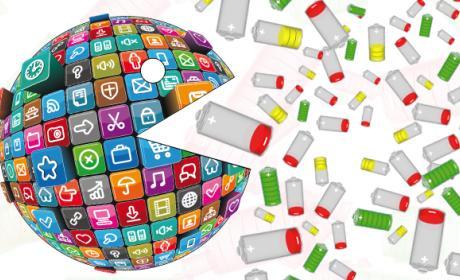 ¿Cuáles son las apps que consumen más tu batería?