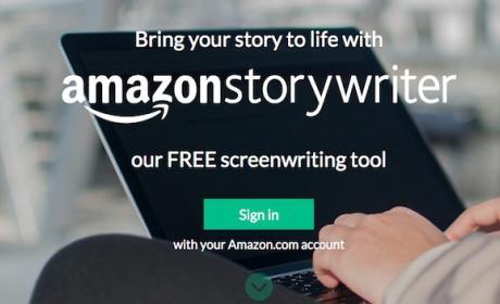 Amazon lanza Storywriter, hacer guiones nunca fue tan fácil