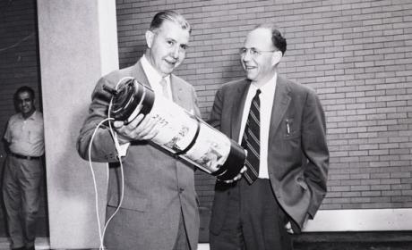 El MIT encuentra una cápsula del tiempo enterrada en 1957