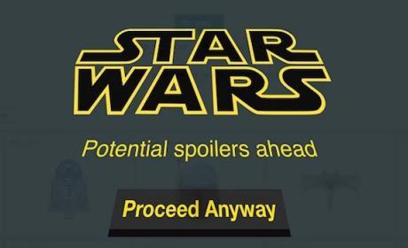 Evita spoilers de Star Wars con esta extensión para Chrome