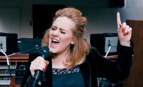 Cómo escuchar el nuevo disco de Adele, 25, sin Spotify ni Apple Music