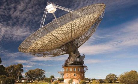 Detectan señales de radio que podrían ser de extraterrestres