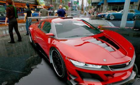 GTA V, mucho más real gracias a un potente mod gráfico