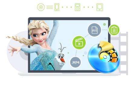 WinX DVD Ripper Platinum, convierte gratis tus DVDs a MP4, AVI o ISO