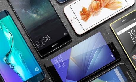 Los mejores smartphones de 2015
