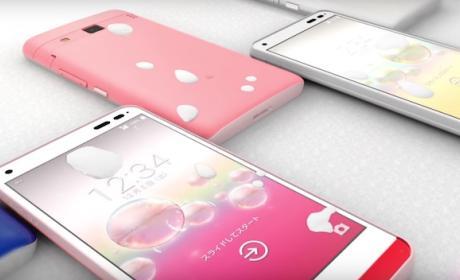 Lanzan el primer smartphone que se limpia con agua y jabón