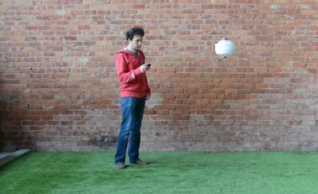 Fleye, el dron más seguro del mundo busca financiación