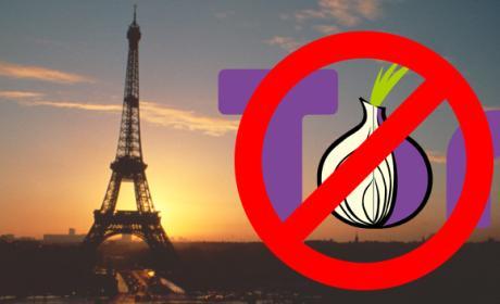 Francia quiere prohibir Tor redes WiFi gratuitas