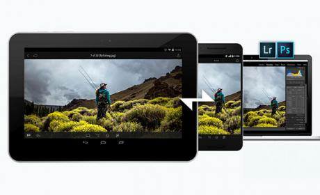 Adobe Photoshop Lightroom ya es gratis también en Android