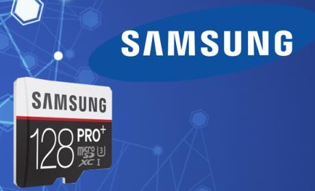 Samsung presenta microSD PRO Plus 128 GB