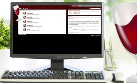 actualización de Wine 1.8 para Linux
