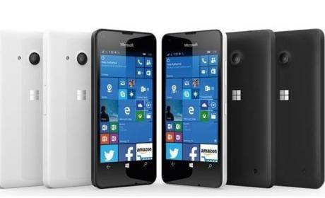 A la venta en España Microsoft Lumia 550 con Windows 10