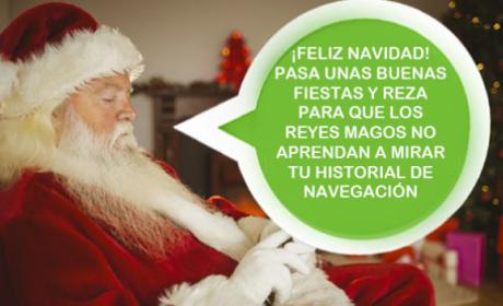 Frases y mensajes de WhatsApp para felicitar la Navidad