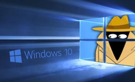 Windows 10 vigila