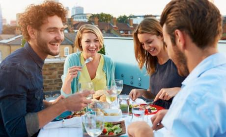 compartir comida, compartir comida casera, airbnb comida