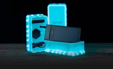 Jupiter IO, el primer teléfono móvil que te puedes fumar