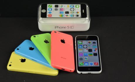 variedad iphone 5c