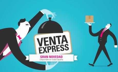 Vende lo que ya no necesites con Venta Express de eBay