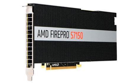 AMD FirePro S7150 y AMD FirePro S7150 x2