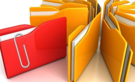 Adjunta archivos grandes desde tu cliente de correo habitual