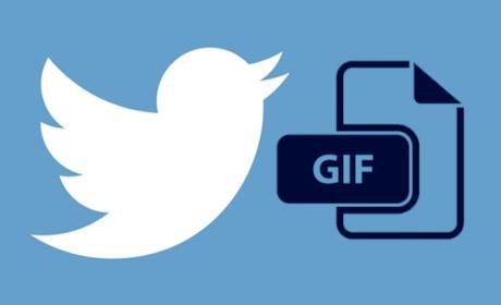 Nuevo botón en Twitter para GIF