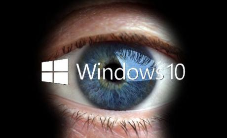 Windows 10 espía a los usuarios