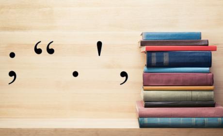 Signos de puntuación, la clave del estilo de los novelistas