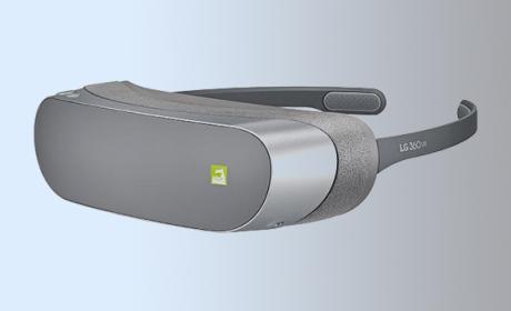 LG presenta 360 VR, las gafas de realidad virtual para el G5