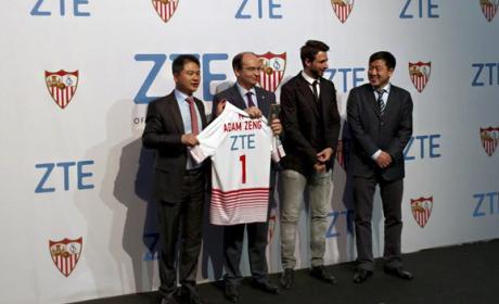 Sevilla y ZTE