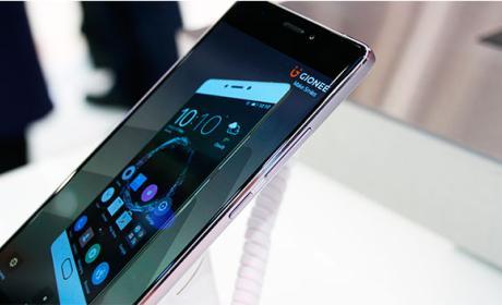 Gionee S8 apuesta por el metal y prestaciones brillantes