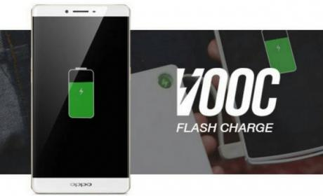 OPPO Super VOOC, el supercargador que carga tu móvil en 15 minutos