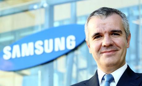 """Celestino García, Samsung: """"Invertimos 30.000 millones en I+D"""""""